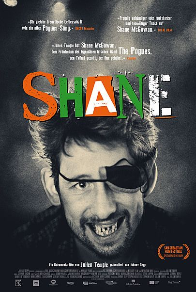 """Filmplakat für """"SHANE"""""""