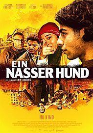 """Filmplakat für """"EIN NASSER HUND"""""""