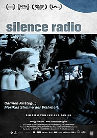"""Movie poster for """"SILENCE RADIO"""""""