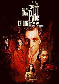 """Filmplakat für """"DER PATE, EPILOG: DER TOD VON MICHAEL CORLEONE"""""""