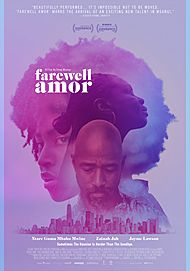 """Movie poster for """"FAREWELL AMOR"""""""