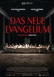 "Movie poster for ""DAS NEUE EVANGELIUM"""