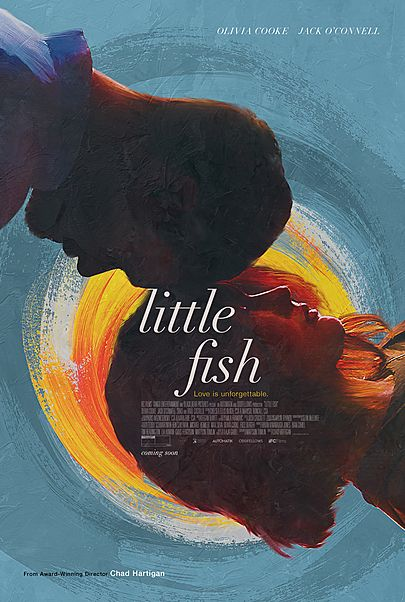 """Movie poster for """"LITTLE FISH"""""""