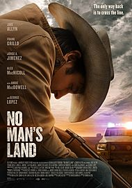 "Movie poster for ""NO MAN'S LAND"""