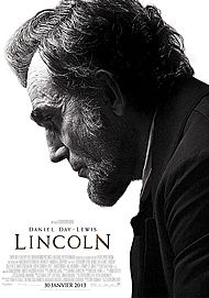 """Movie poster for """"LINCOLN """""""