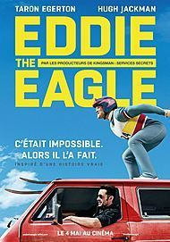 """Movie poster for """"EDDIE THE EAGGLE """""""