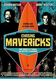 "Movie poster for ""CHASING MAVERICK """