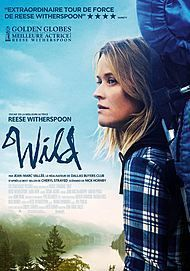 """Movie poster for """"WILD """""""