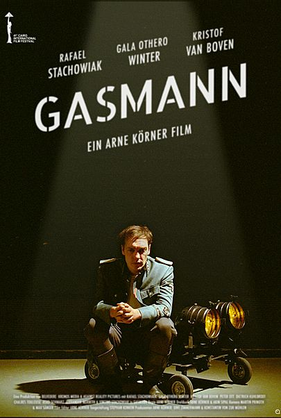 "Movie poster for ""GASMANN"""