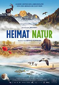 "Movie poster for ""HEIMAT NATUR"""