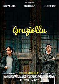 """Affiche du film """"GRAZIELLA"""""""