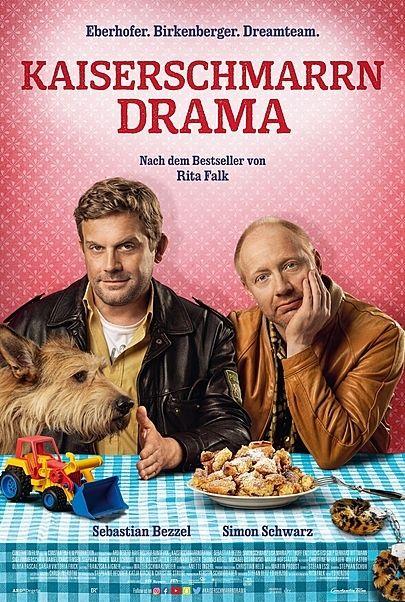 """Filmplakat für """"KAISERSCHMARRNDRAMA"""""""