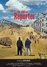 "Movie poster for ""DIE LETZTEN REPORTER"""