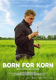 "Filmplakat für ""BORN FOR KORN"""