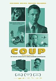 "Movie poster for ""COUP"""