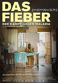 """Filmplakat für """"DAS FIEBER - DER KAMPF GEGEN MALARIA"""""""