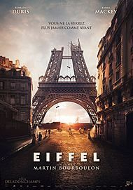 "Movie poster for ""EIFFEL"""