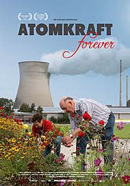 "Movie poster for ""ATOMKRAFT FOREVER"""
