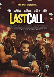 "Movie poster for ""LAST CALL"""