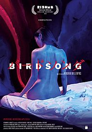 "Movie poster for ""BIRDSONG"""