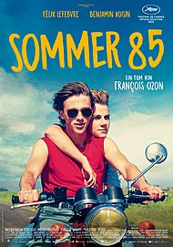 "Movie poster for ""SUMMER OF 85"""