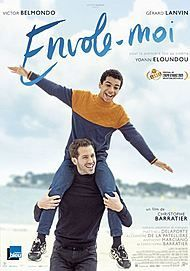 "Movie poster for ""ENVOLE-MOI"""