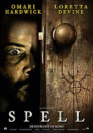 "Movie poster for ""SPELL"""