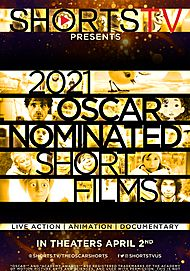 "Movie poster for ""2021 OSCAR SHORTS"""