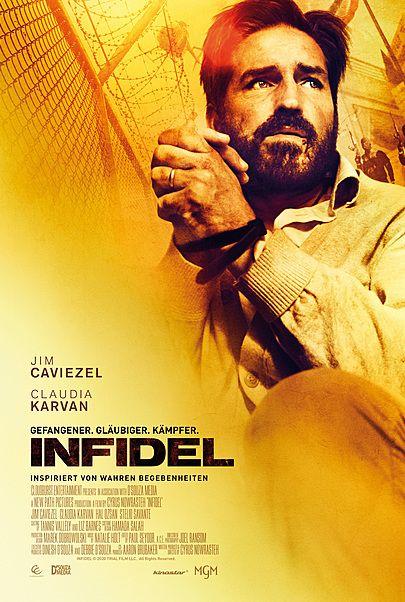 """Filmplakat für """"INFIDEL"""""""
