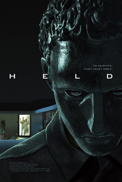 "Movie poster for ""HELD"""