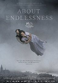 "Movie poster for ""ABOUT ENDLESSNESS"""