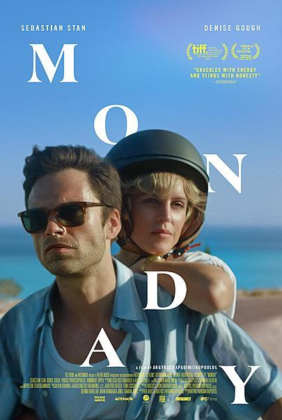 """Movie poster for """"MONDAY"""""""