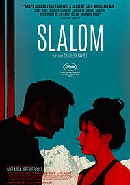 "Movie poster for ""SLALOM"""