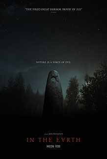 "Movie poster for ""IN THE EARTH"""