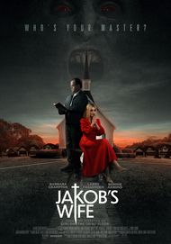 "Movie poster for ""JAKOB'S WIFE"""