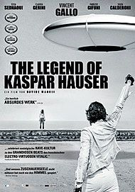 "Filmplakat für ""THE LEGEND OF KASPAR HAUSER"""