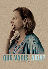 "Movie poster for ""QUO VADIS, AIDA? - FILMSTART IN ÖSTERREICH"""