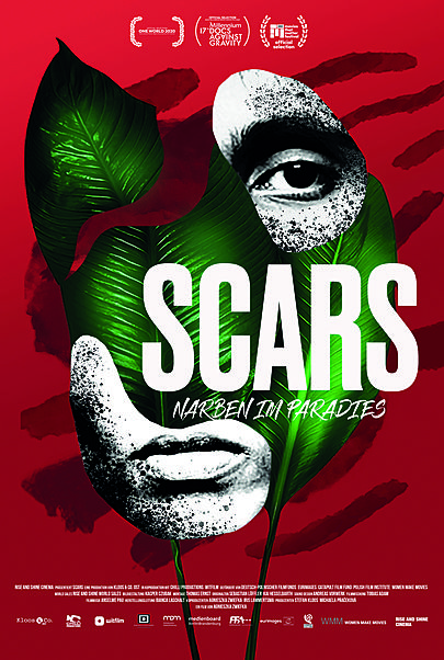 """Movie poster for """"SCARS"""""""