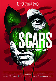 "Movie poster for ""SCARS"""