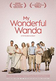 "Movie poster for ""MY WONDERFUL WANDA"""