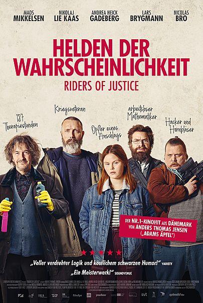 """Filmplakat für """"HELDEN DER WAHRSCHEINLICHKEIT"""""""