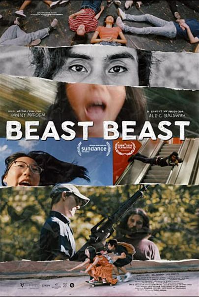 """Movie poster for """"BEAST BEAST"""""""