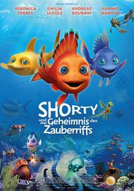 """Movie poster for """"SHORTY UND DAS GEHEIMNIS DES ZAUBERRIFFS"""""""
