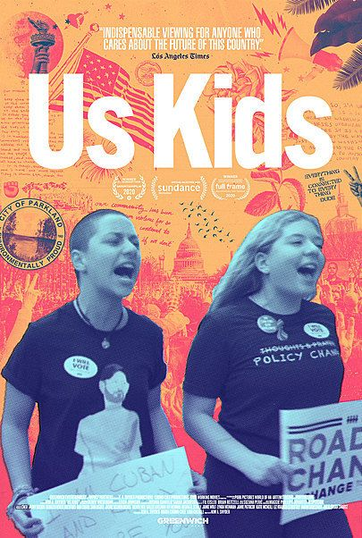 """Movie poster for """"US KIDS"""""""
