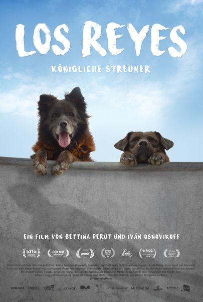 """Filmplakat für """"LOS REYES - KÖNIGLICHE STREUNER"""""""