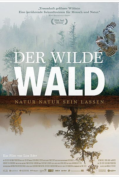 """Filmplakat für """"DER WILDE WALD"""""""
