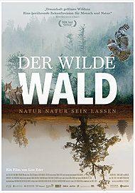 """Movie poster for """"DER WILDE WALD"""""""