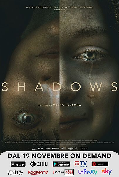"""Movie poster for """"Shadows"""""""