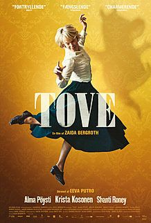 """Movie poster for """"TOVE"""""""