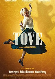 "Movie poster for ""TOVE"""